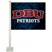 Dallas Baptist Patriots Car Flag
