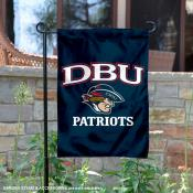 Dallas Baptist University Patriots Logo Garden Banner