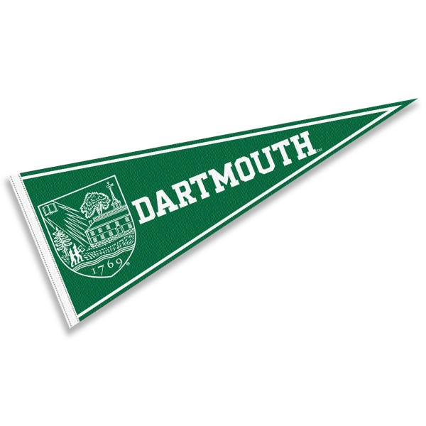 Dartmouth College Felt Pennant