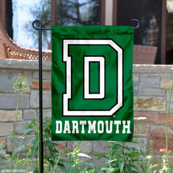 Dartmouth College Garden Flag