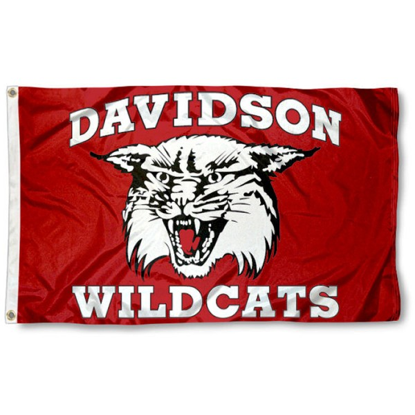 Davidson College Flag