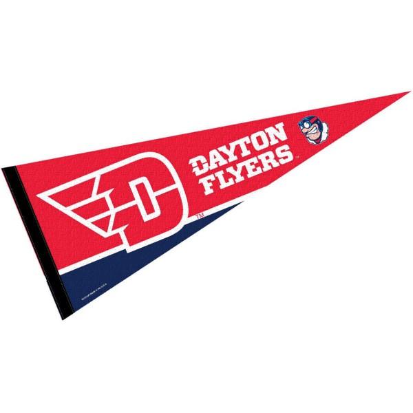 Dayton Flyers Blue Pennant