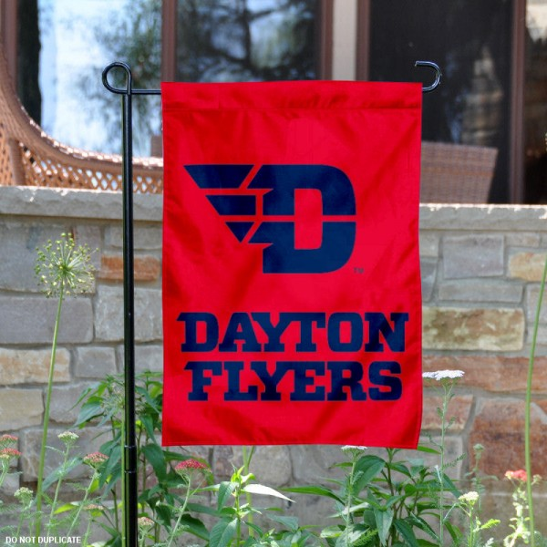 Dayton Flyers Garden Flag