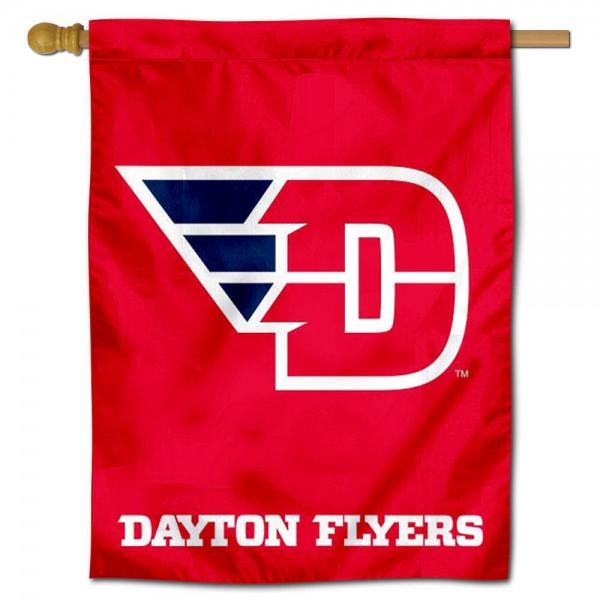 Dayton Flyers House Flag