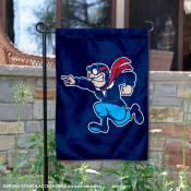 Dayton Flyers Mascot Garden Flag
