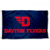 Dayton Flyers New Logo Flag