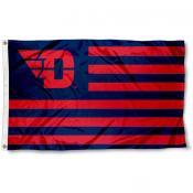 Dayton UD Flyers Nation Flag