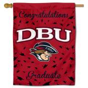 DBU Patriots Graduation Banner