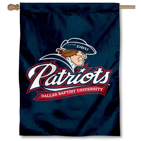 DBU Patriots House Flag