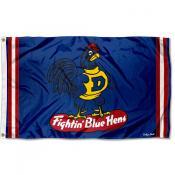 Delaware Blue Hens Retro Vintage 3x5 Feet Banner Flag