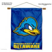 Delaware Blue Hens Wall Hanging