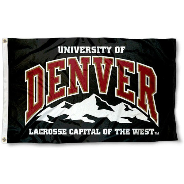 Denver DU Pioneers Flag