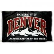 Denver DU Pioneers Flag