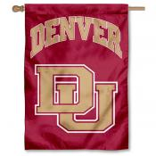 Denver Pioneers House Flag