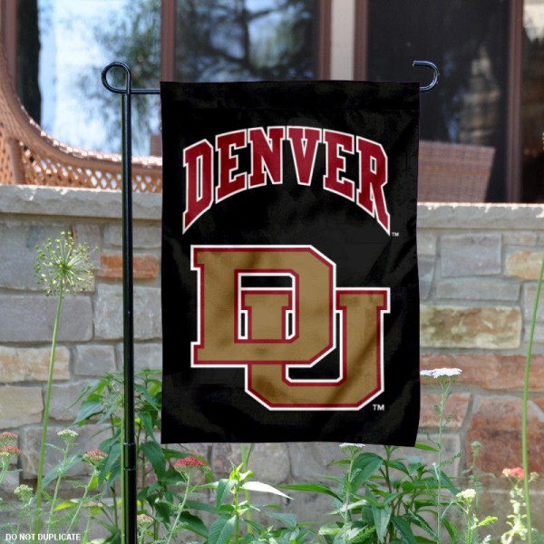 Denver Pioneers Yard Flag