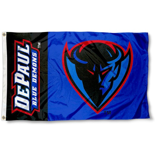 DePaul Blue Demons Flag