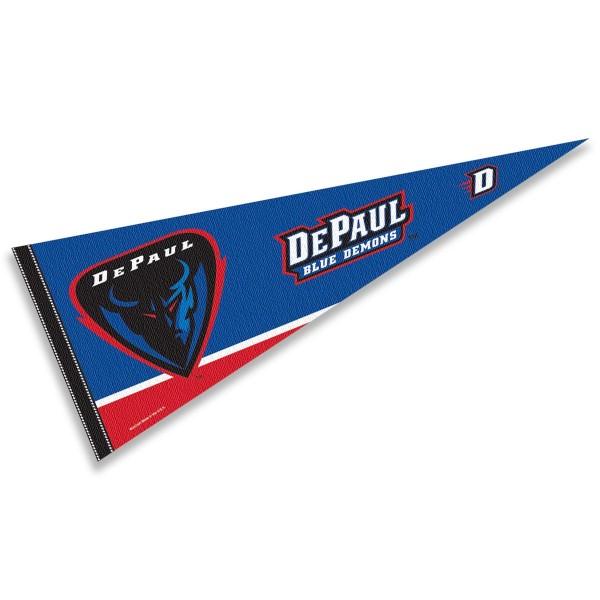 DePaul Blue Demons Pennant