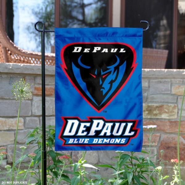 DePaul Garden Flag