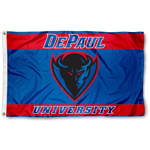 DePaul University Flag