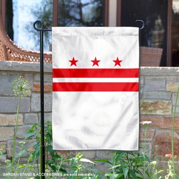 District of Columbia Yard Garden Banner