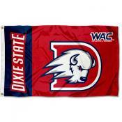 Dixie State WAC Flag