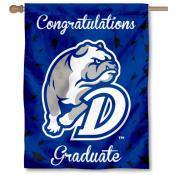 Drake Bulldogs Graduation Banner