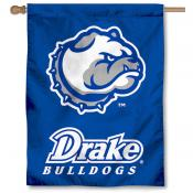 Drake Bulldogs House Flag