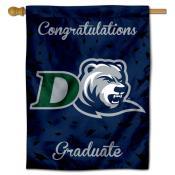 Drew Rangers Graduation Banner