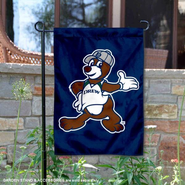 Drew Rangers Mascot Ranger Bear Garden Flag