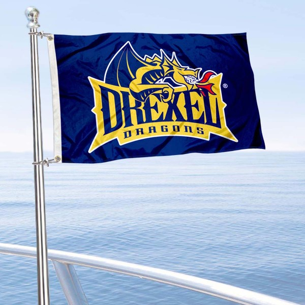 Drexel Dragons Boat Flag