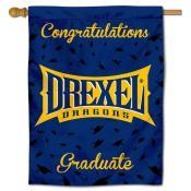 Drexel Dragons Graduation Banner