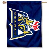 Drexel Dragons House Flag