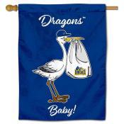 Drexel Dragons New Baby Banner