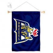 Drexel Dragons Small Wall and Window Banner