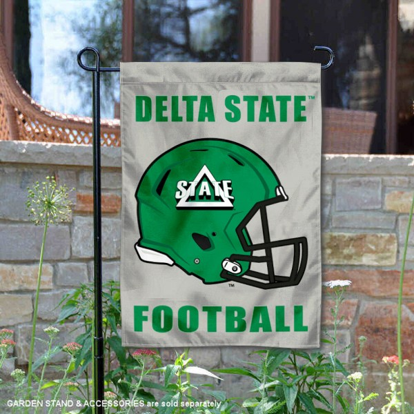 DSU Statesmen Football Garden Flag