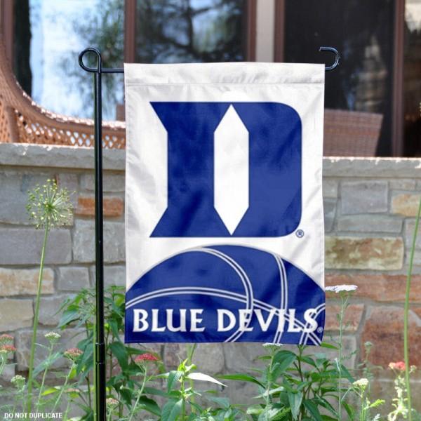 Duke Blue Devils Basketball Garden Banner
