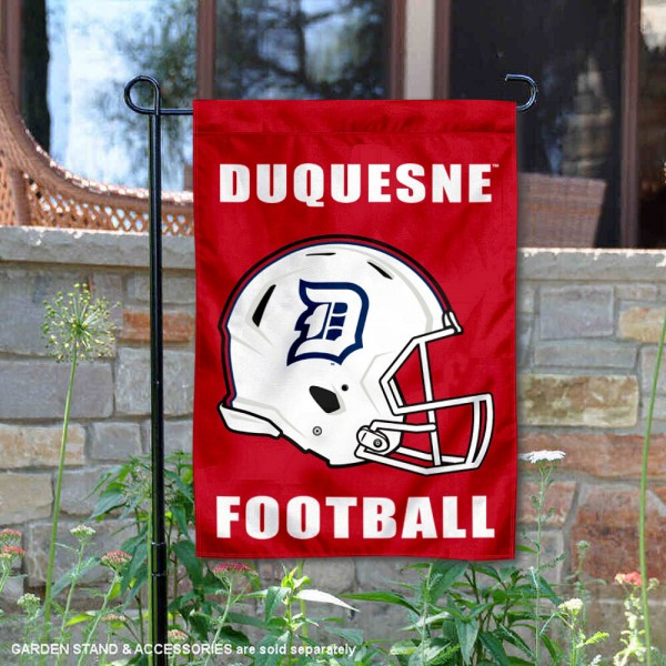 Duquesne Dukes Football Garden Flag