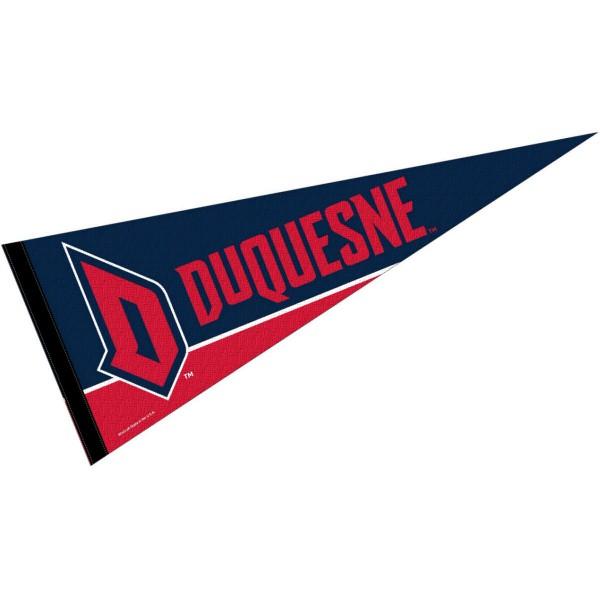 Duquesne Dukes Pennant