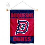 Duquesne Dukes Small Wall and Window Banner
