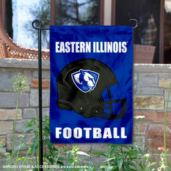 Eastern Illinois Panthers Football Garden Flag