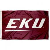Eastern Kentucky University 3x5 Foot Grommet Flag