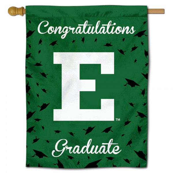 Eastern Michigan Eagles Graduation Banner