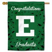 Eastern Michigan Eagles Graduation Banner
