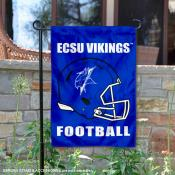 ECSU Vikings Football Garden Flag
