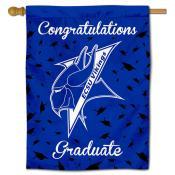 ECSU Vikings Graduation Banner