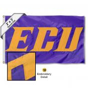 ECU Pirates 2x3 Flag