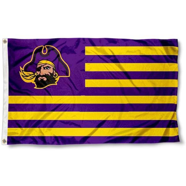 ECU Pirates Nation Flag