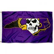 ECU Pirates NC State Flag