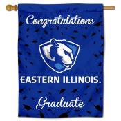 EIU Panthers Graduation Banner