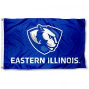 EIU Panthers New Logo Flag
